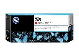<b>HP 745</b> - High Capacity - <b>chromatic</b> red - original - <b>DesignJet</b> - ink ...