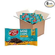 <b>Enjoy Life</b> Foods Baking Chocolate Semi-Sweet Mini Chips, 60 ...