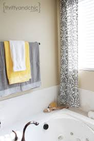white gray yellow bathroom  ideas about yellow and grey curtains on pinterest gray curtains curta
