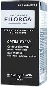 <b>Filorga Optim</b>-<b>Eyes</b> - <b>Средство для</b> контура глаз от кругов, мешков ...