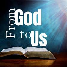 From God to Us
