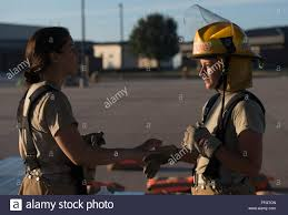 saving lives stock photos saving lives stock images alamy u s air force airman 1st class bethany parolin and airman 1st class jessica king 312th