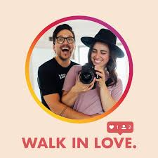 walk in love. with Brooke & T.J. Mousetis