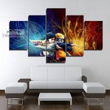 Canvas Paintings Home Decor Living Room Wall Art <b>5 Pieces</b> ...