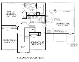Southern Heritage Home Designs   House Plan  A The CEDAR CREEK AHouse Plan  A CEDAR CREEK ND FLOOR