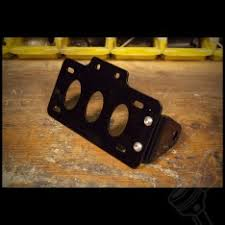 <b>Motorcycle License Plate Brackets</b> for Modern Classic and Vintage ...
