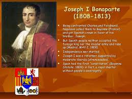 「1808 spanish king」の画像検索結果