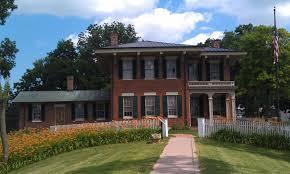 plato historic galena tour field trip ulysses s grant home
