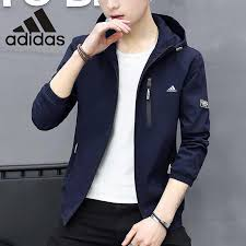 Adidas 2020 new <b>spring and autumn men's</b> coat spring and autumn ...