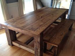 Dining Room Tables Reclaimed Wood Ebony W Swisher Has Subscribed Credited From Pine Dining Table And
