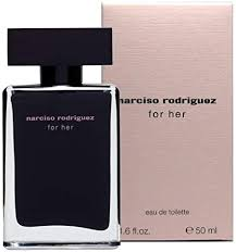 For <b>Her</b> by <b>Narciso Rodriguez</b> Eau De Toilette For Women, 50ml ...