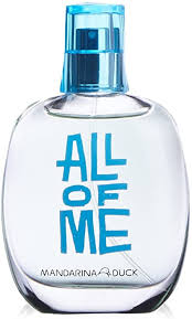 <b>Mandarina Duck ALL OF</b> ME Man Eau de toilette spray 50ml ...