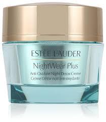 Estee Lauder NightWear Plus <b>Ночной детокс</b>-<b>крем</b> для лица с ...