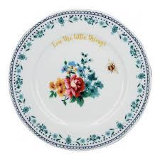 <b>Тарелка десертная</b> Kitchen Craft Bohemian Spirit <b>Floral</b>, 19 см ...