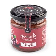 <b>Крем</b>-<b>мед Nectaria</b> с брусникой   <b>Крем</b>-<b>мед Nectaria</b> с ягодами и ...