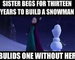 Frozen Memes, Funny Jokes About Disney Animated Movie | Teen.com via Relatably.com