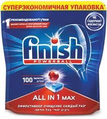 <b>Таблетки</b> для мытья посуды в посудомоечных машинах 100 шт ...