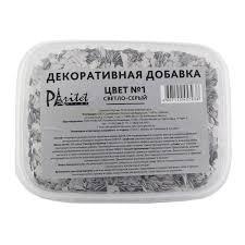 <b>Добавка декоративная</b> Paritet Decor №1 светло-серая 100 г ...