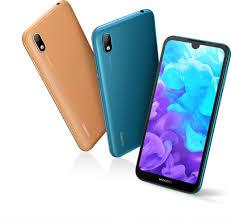 <b>HUAWEI Y5 2019</b>, Faux-Leather Design, Best Budget 32 GB ...