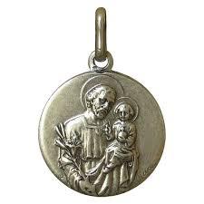 """Résultat de recherche d'images pour """"médaille de st joseph"""""""