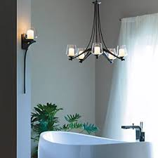 antasia bathroom wall sconce by hubbardton forge bathroom lighting ideas 4