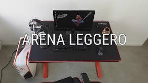 <b>Стол</b> для геймеров <b>AROZZI ARENA LEGGERO</b>