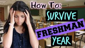 tips to survive freshman year of high school