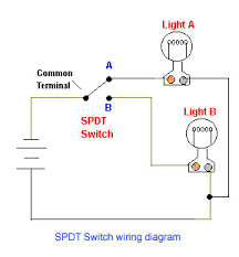 how to make one, two or three switch circuits Single Pole Double Throw Switch Diagram Single Pole Double Throw Switch Diagram #11 single pole double throw light switch diagram