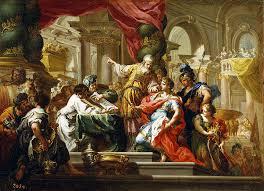 Alessandro Magno nel Tempio di Gerusalemme