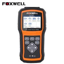 <b>FOXWELL NT604 OBD2</b> Scanner Engine ABS SRS Transmission ...