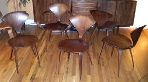 before restoration cherner furniture