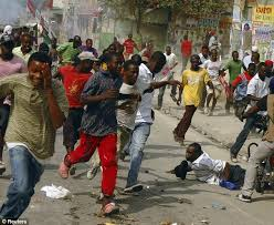 Image result for haiti election violence