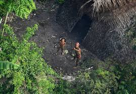 Uncontacted peoples - Wikipedia