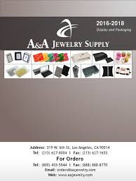 AA-<b>Jewelry</b>-2016-2018   <b>Jewellery</b>   Softlines (Retail)