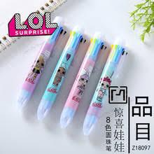 <b>Кукла</b> LOL Surprise, 8 цветов, шариковая <b>ручка</b>, цветная <b>ручка</b> ...
