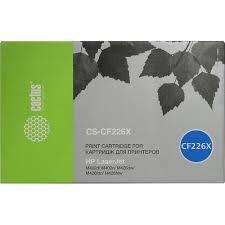 <b>Картридж Cactus CS</b>-<b>CF226X</b> Черный (<b>Black</b>) — купить, цена и ...
