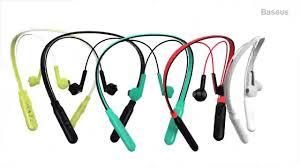 Western Electronics - <b>Baseus S16 Bluetooth</b> Earphone Built-in Mic ...