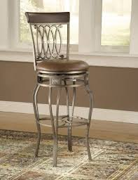 Reviews of Hillsdale Furniture Montello 43 Swivel <b>Counter Stool</b> Old ...