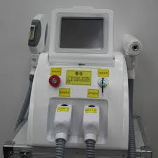 portable Best Selling IPL SHR+ND YAG Laser Hair Removal Machine