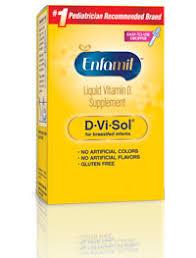 Products - Dietary Supplements - Enfamil® <b>D</b>-<b>Vi</b>-Sol® Liquid <b>Vitamin</b> ...