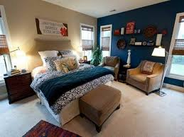decorating ideas blue brown rooms bedroom ideas blue blue walls brown furniture