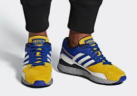 adidas <b>Dragon Ball Z Ultra</b> Tech Vegeta D97054 | SneakerNews.com