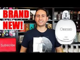 <b>Calvin Klein Obsessed</b> Fragrance / Cologne Review - YouTube