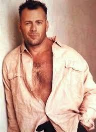 Bruce Willis desnudo