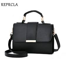 REPRCLA 2019 Summer <b>Fashion Women Bag Leather</b> Handbags ...