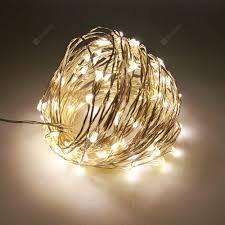 <b>ZDM</b> LED String Light Warm White Light LED <b>Copper</b> String Lights ...