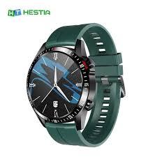 <b>CK29</b> Round Thin <b>1.28</b> Screen <b>Smart</b> Watch Bluetooth Touch ...