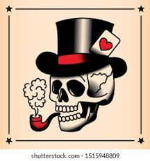 <b>Skull Top Hat</b> HD Stock Images | Shutterstock