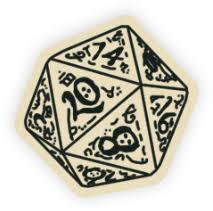 аксессуар для настольных игр stuff pro набор кубиков ролевых кофейные