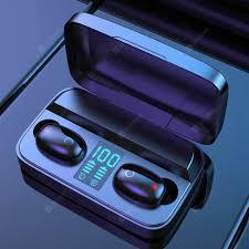 <b>A16 TWS Wireless</b> Bluetooth 5.0 Touch Earphones Stereo Sport ...